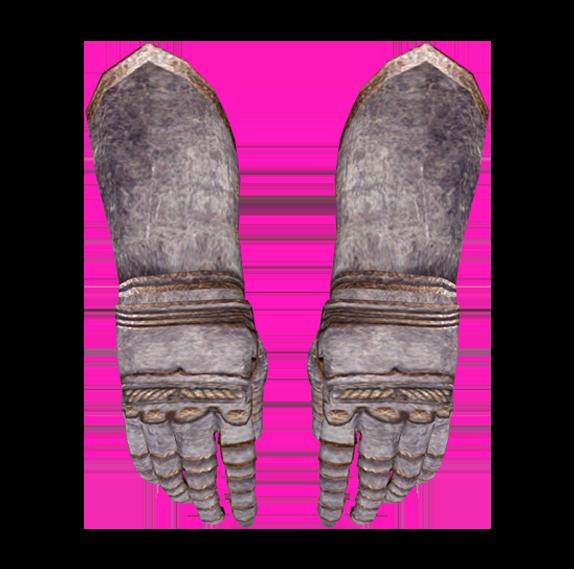 Gauntlets of the Crusader