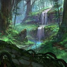 Secluded waterfall in Grahtwood.jpg