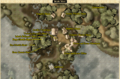 Seyda Neen Map