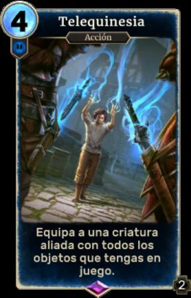 Telequinesia (Legends)