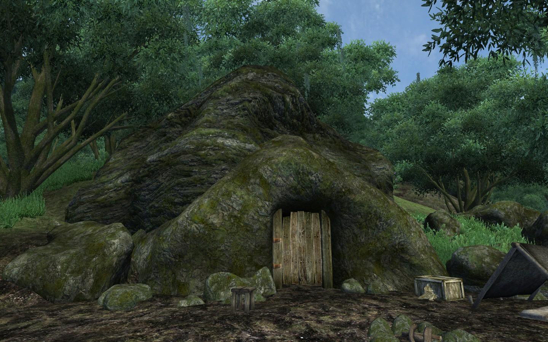 Пещера Горное Молоко