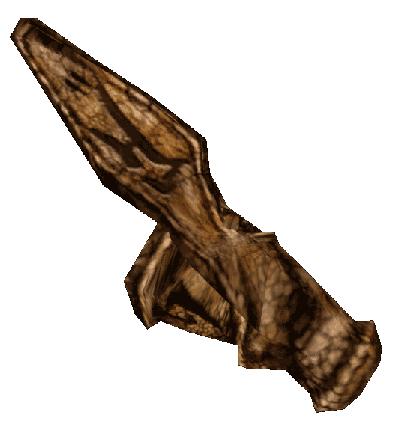Bonemold Left Bracer