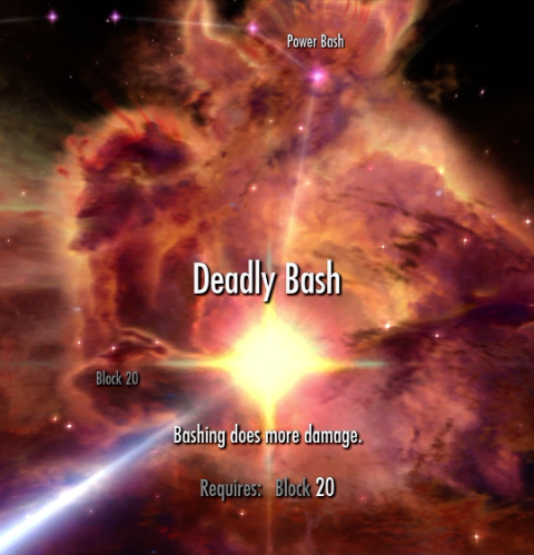 Deadly Bash (Skyrim)