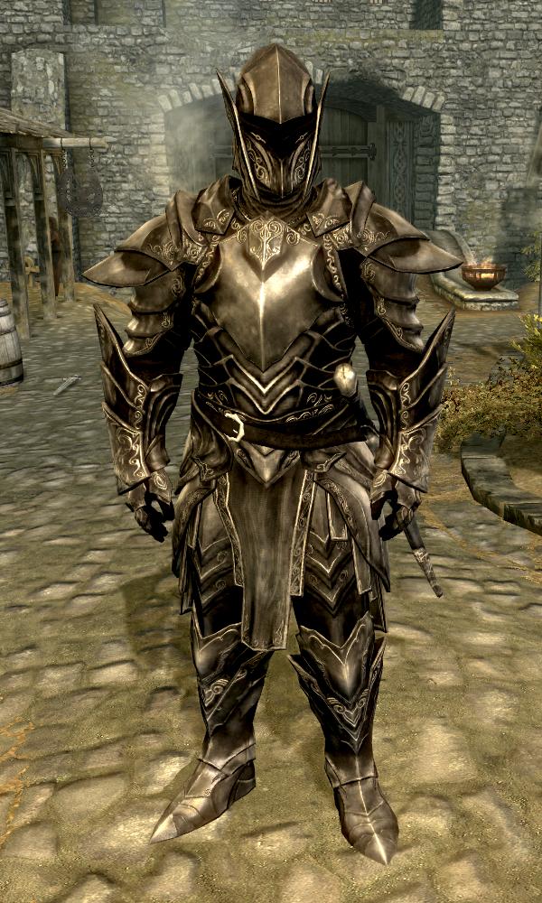 Ebonowy wojownik