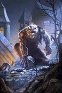 Night Predator card art