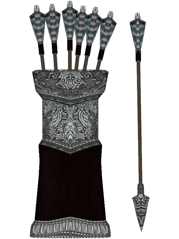 Enchanted Arrow