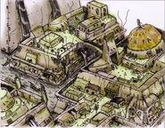 Vivec City Concept