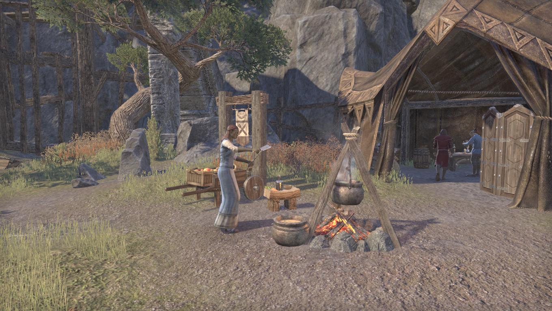 Походная кухня «Жирный подбородок»
