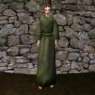 Простая мантия 14 (Morrowind) жен