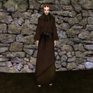 Простая мантия 5 (Morrowind) жен