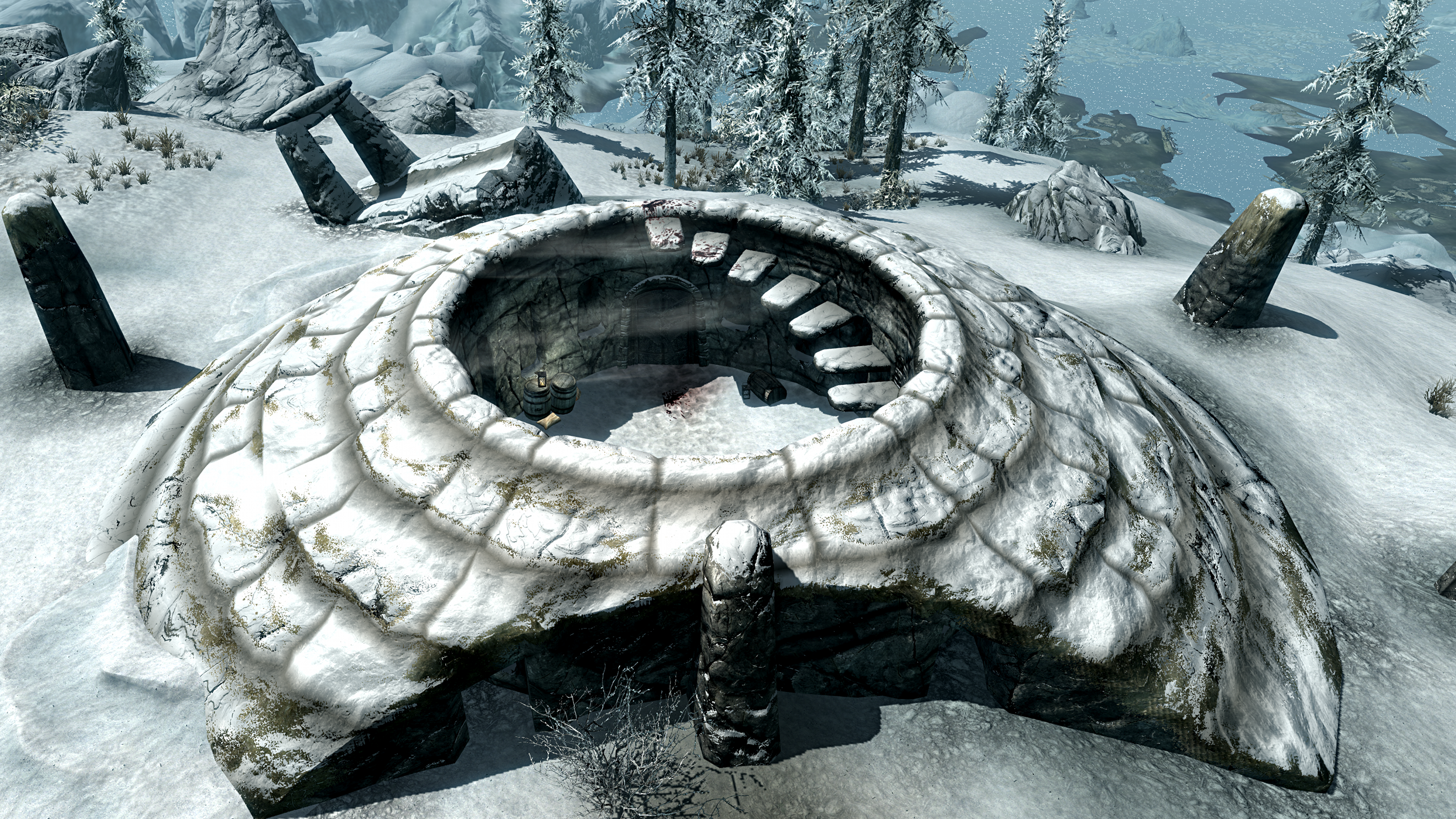 Snow Veil Sanctum