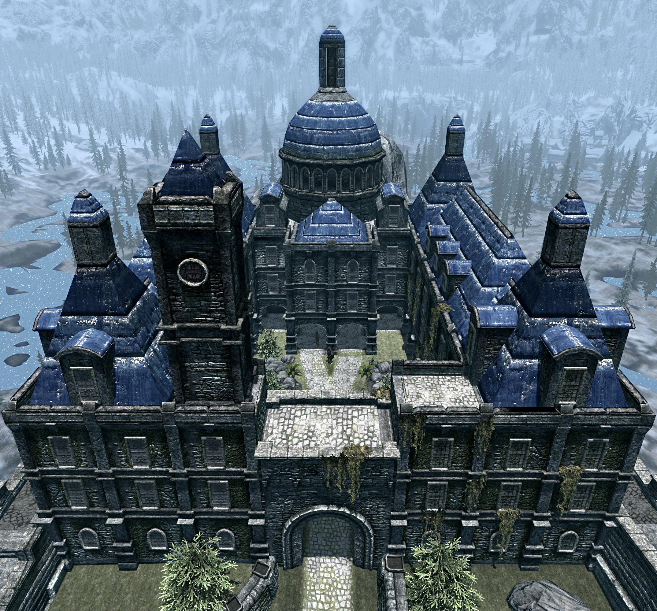 Blue Palace (Skyrim)