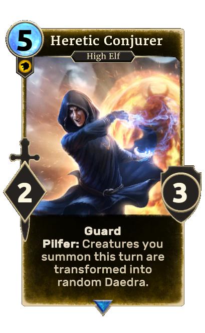 Heretic Conjurer