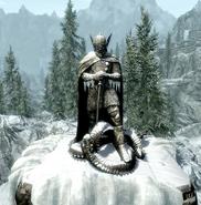 Posąg Talosa (Skyrim)