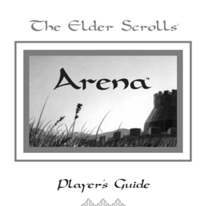 The Elder Scrolls Arena Player's Guide.png
