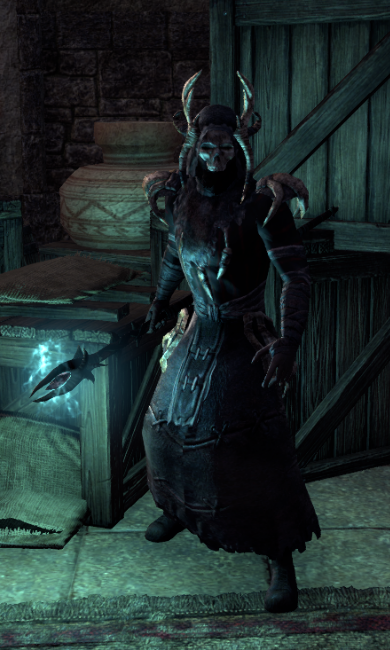 Withered Hand Defiler