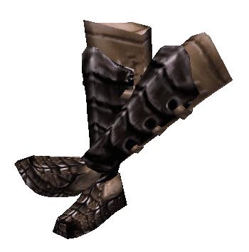 Ботинки кожи нетча (Morrowind)