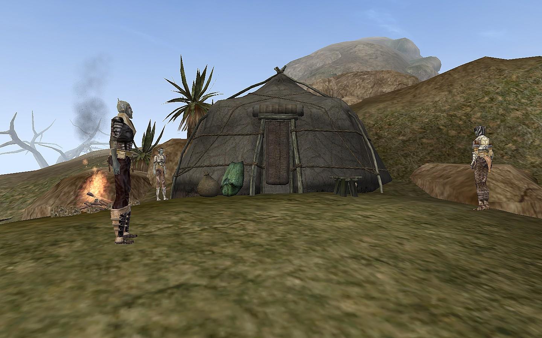 Лагерь Массахануд