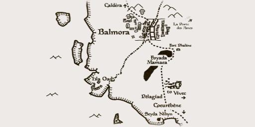 Guide de Balmora