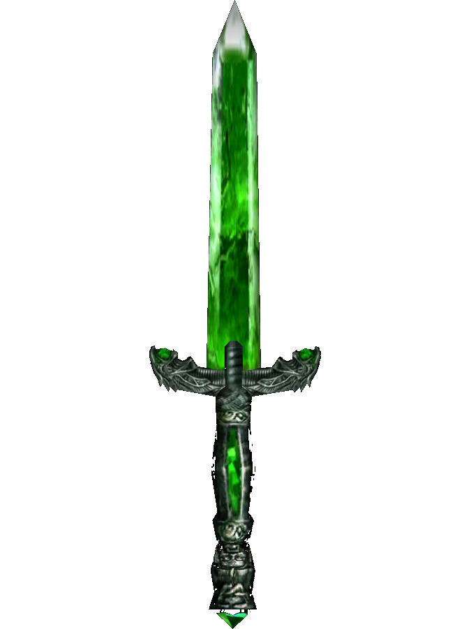 Glass Jinkblade