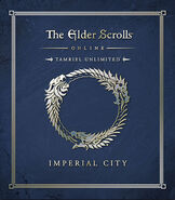 Okładka The Elder Scrolls Online Imperial City