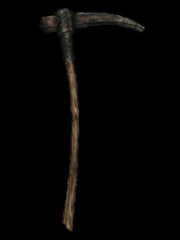 Кирка шахтёра (Morrowind)
