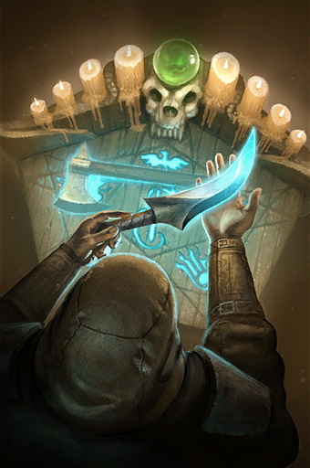 Magiczny katalizator (Legends)