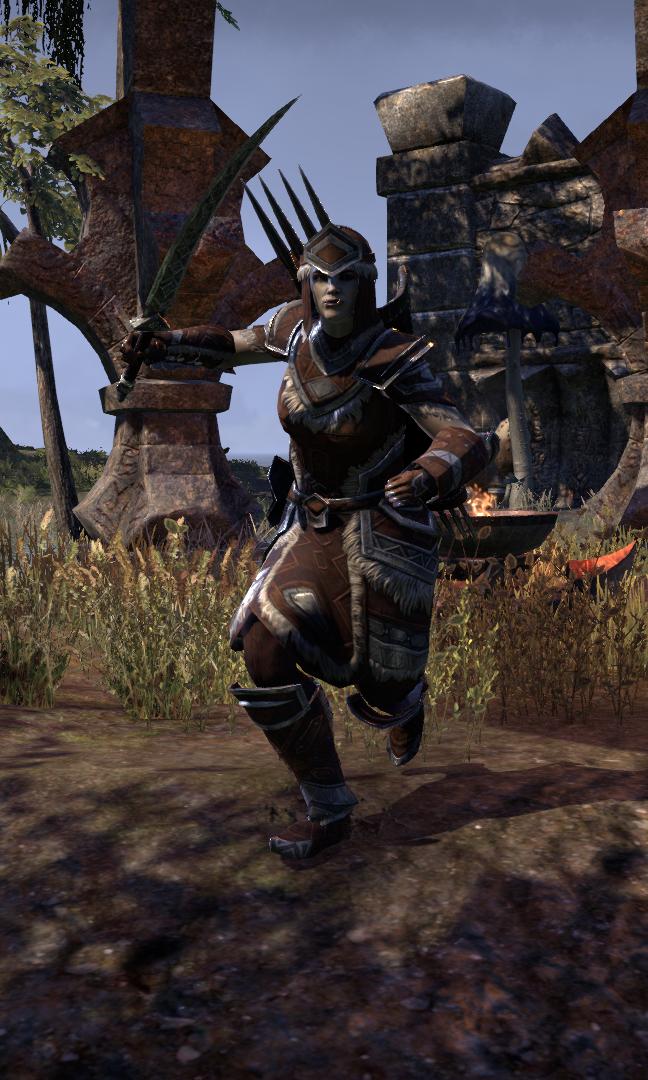 Malacath Vanguard