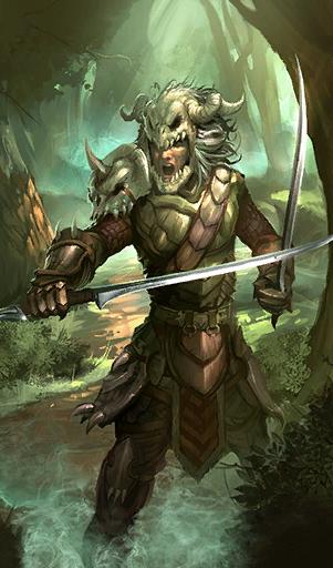 Rycerz z Greenheart