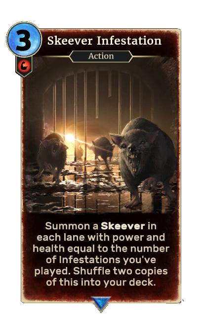 Skeever Infestation