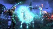 The Elder Scrolls Online Wolfhunter Dev Team Dungeon Run.