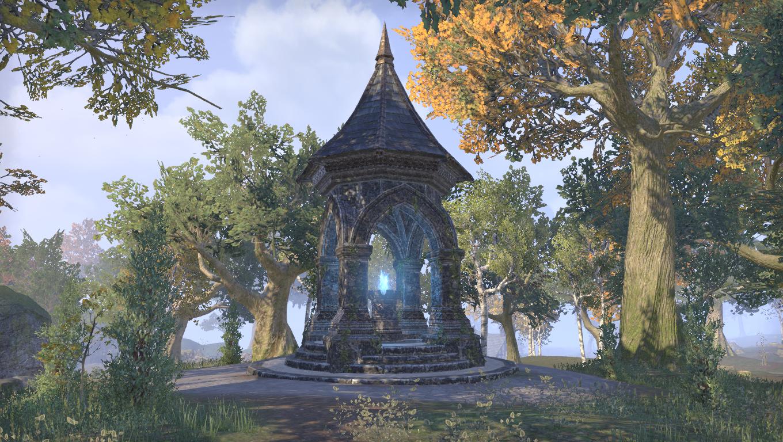 Дорожное святилище Делейновой Лесопилки