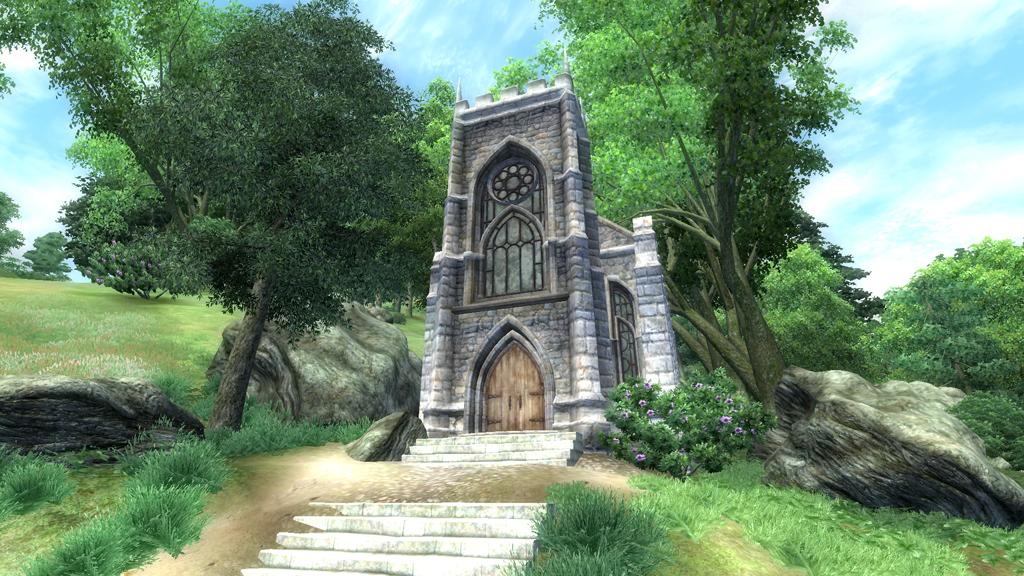 Cadlew Chapel
