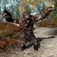 Opancerzony troll (Skyrim)