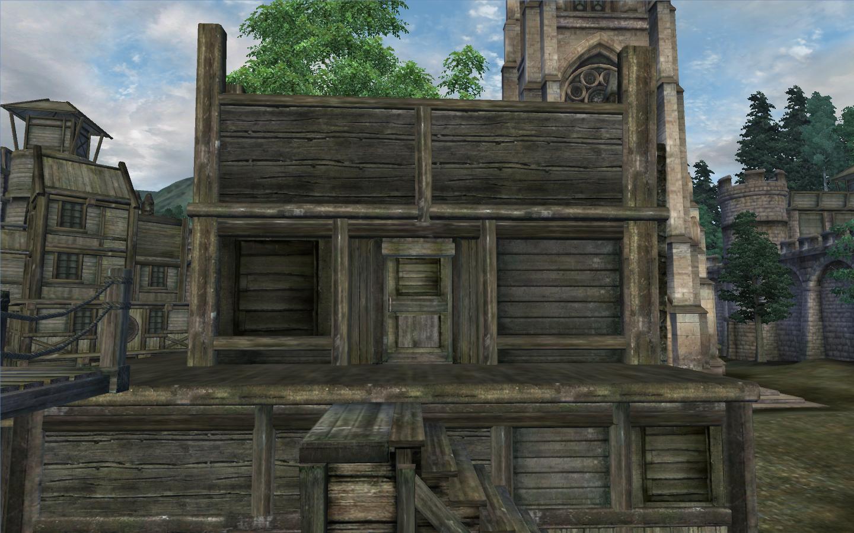 Дом Алерона Лока