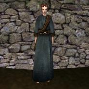 Простая мантия 12 (Morrowind) жен