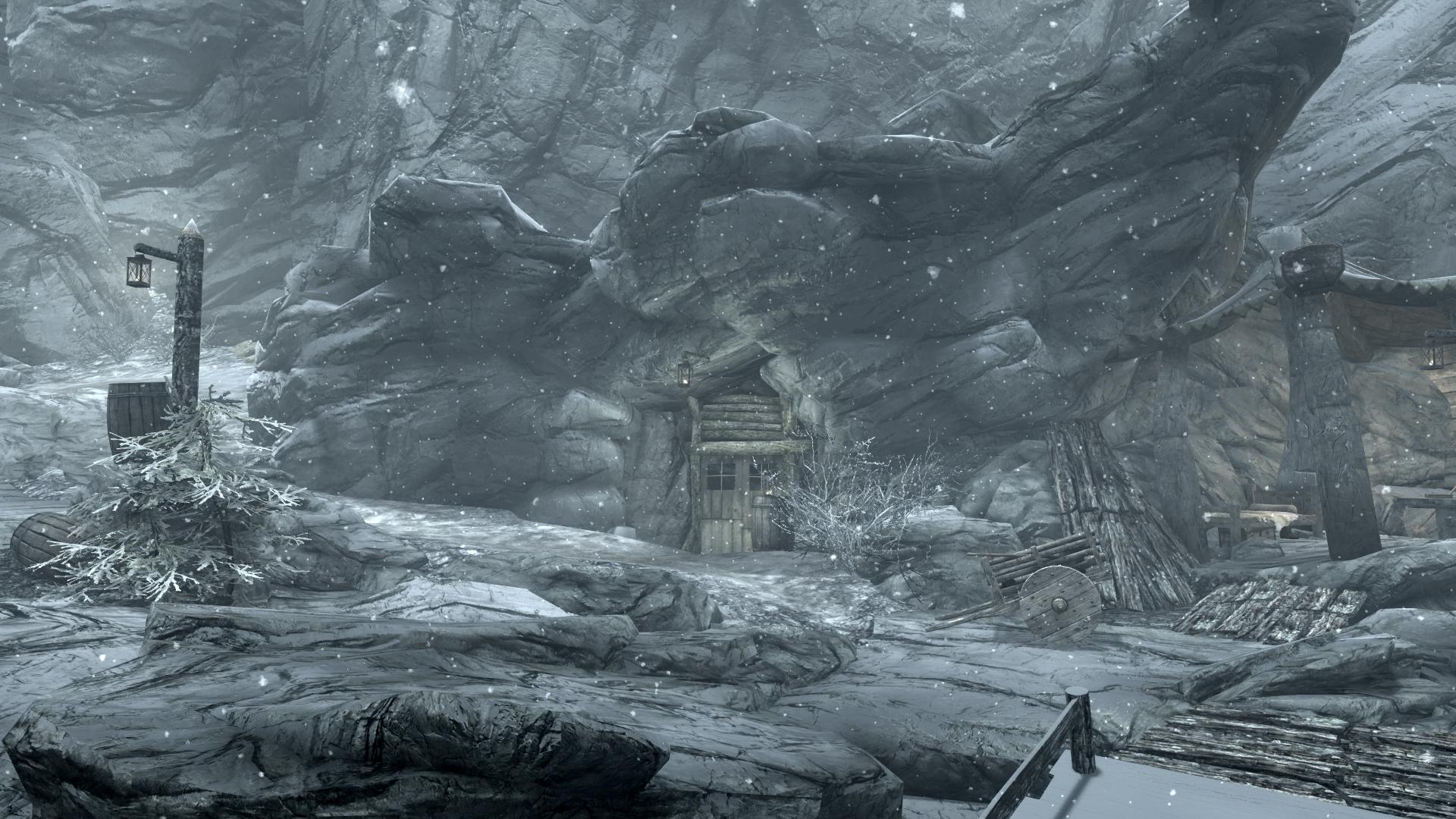 Сумрачная шахта