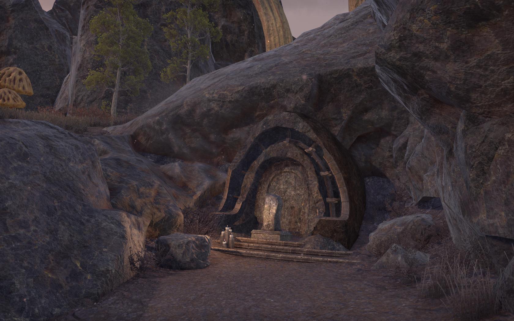 Andas Ancestral Tomb (Online)