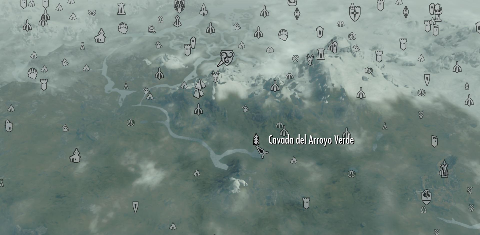 Cavada del Arroyo Verde