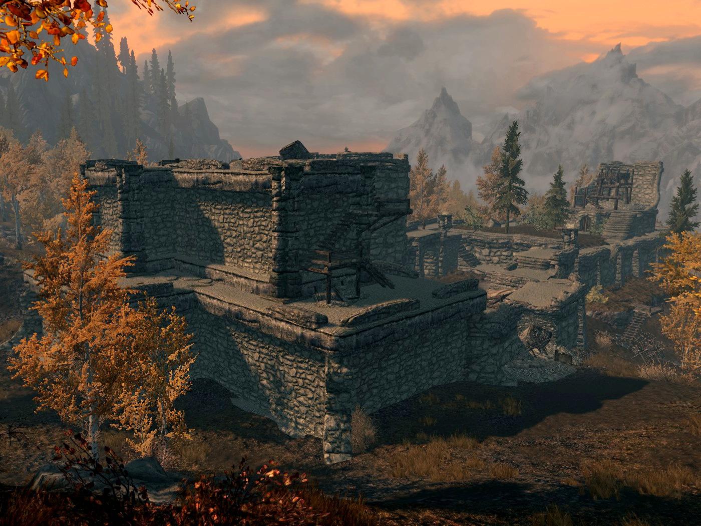 Форт Гринвол (Skyrim)