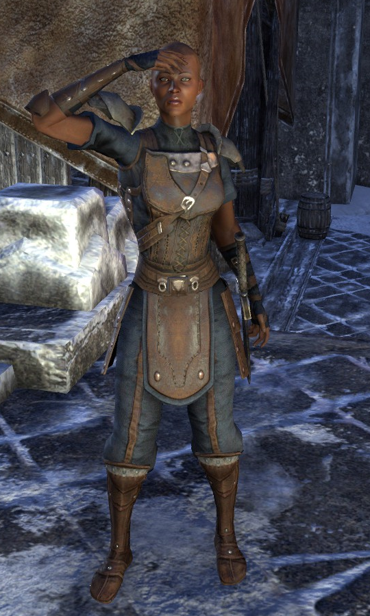 Sergeant Oufa