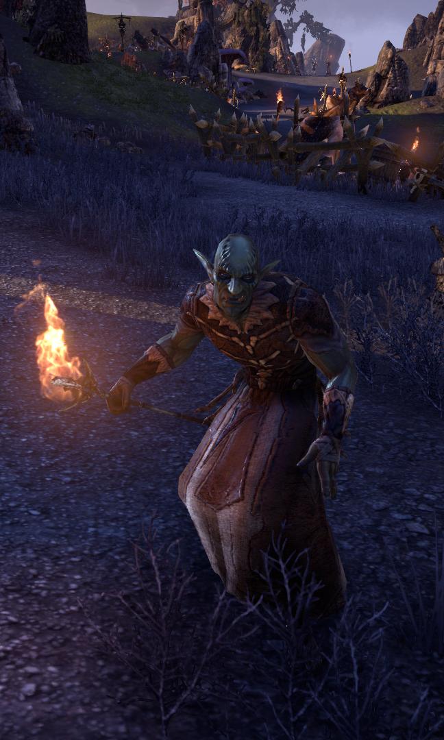 Shadowsilk Witch
