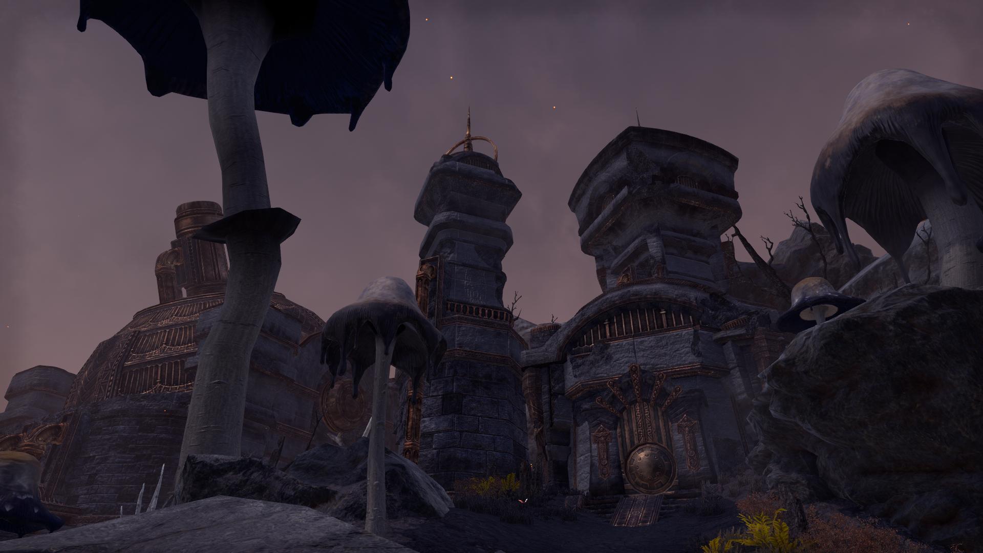 Галом Дэус (Online: Morrowind)