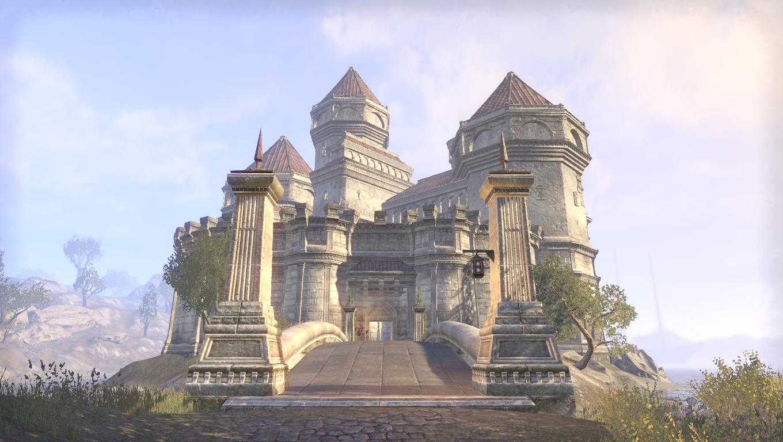 Замок Анвил (Dark Brotherhood)