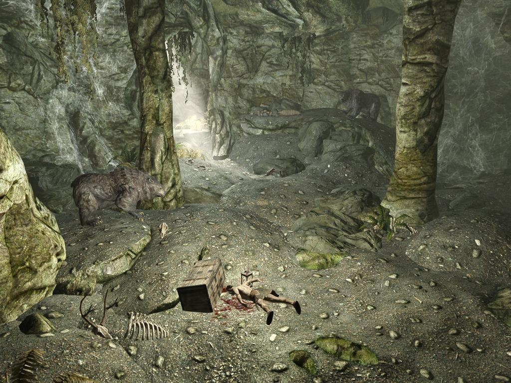 Медовая пещера