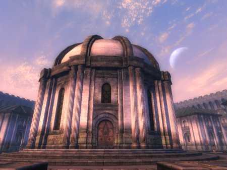 Храм Единого (Oblivion)