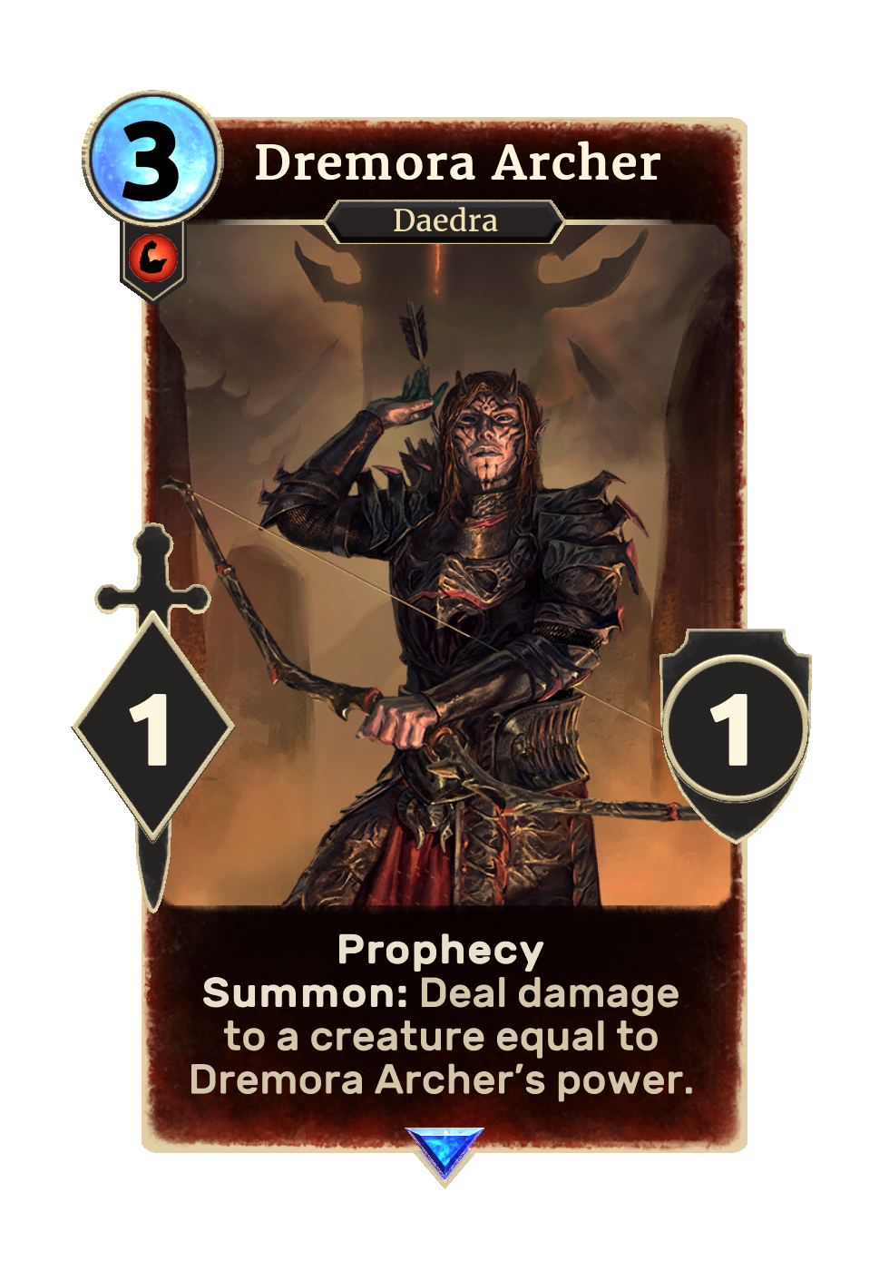 Dremora Archer (Legends)