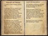 Malacath and Trinimac