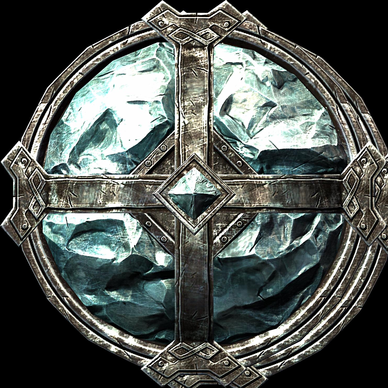 Stalhrim Shield (Dragonborn)
