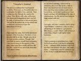 Yenadar's Journal